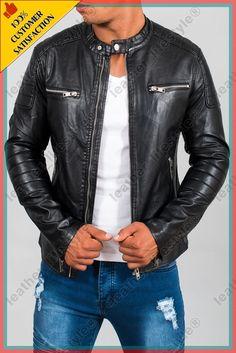 Lambskin Leather Jacket, Jackets, Fashion, Down Jackets, Moda, Fashion Styles, Jacket, Fashion Illustrations, Fashion Models