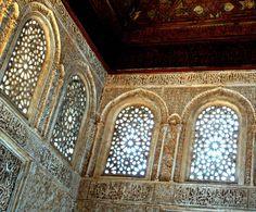 Moorish Roof, Jardin Generalife, Alhambra on Flickr.
