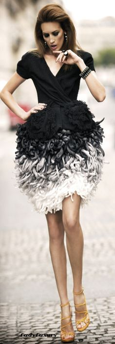 Parisian Chic Dior-   LadyLuxuryDesigns