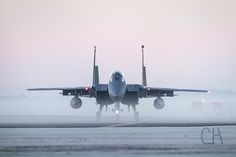 Eagle Mist (F-15D of the United States Air Force) | by www.chphotography.co.uk