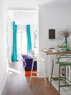 Un appartement aux couleurs féminines à Madrid | PLANETE DECO a homes world