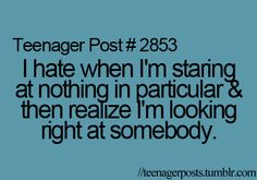 i always do this and i feel like a creeper lol