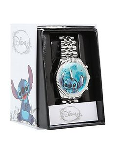 Disney Lilo & Stitch Watch, , hi-res