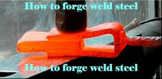 Forge weld