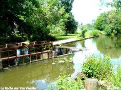 La vallée verte de La Roche-sur-Yon