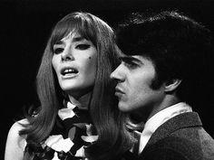 Nanette Workman et Tony Roman dans les années 1960.