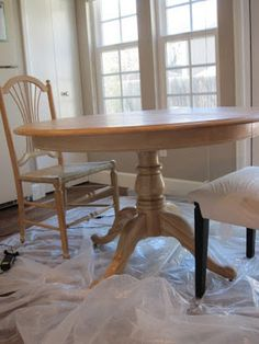 Diy Dining Room Table Makeover Sanded Table And Restained With Classy Diy Dining Room Table Makeover 2018