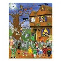 Looking for a Halloween Countdown Calendar?