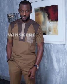 Nigerian Men Fashion, African Men Fashion, Africa Fashion, African Women, African Beauty, Men's Fashion, Fashion Design, African Wear Designs, African Design