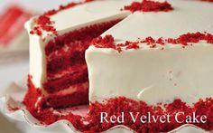 Chocolate Stout Red Velvet Cake.