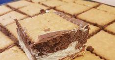 Είναι το δεύτερο ταψί το πρώτο εξαφανίστηκε😂τόσο πολύ μας άρεσε !!! Υλικά 1 morfat τενεκεδένιο κουτάκι 1 ζαχαρούχο γάλα 1 εβαπορέ νουνο... Food Videos, Sweet Recipes, Tiramisu, Food And Drink, Ice Cream, Tasty, Sweets, Cake, Ethnic Recipes