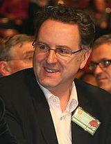 Richard Ferrand est ministre de la cohésion des territoires Mai