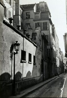 La rue Visconti by René-Jacques Old Paris, Vintage Paris, Paris Rue, Phnom Penh, Arrondissement, Old Street, Paris Photography, Green Landscape, French Countryside