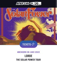 The Hunger, Mockingjay, Lorde, Solar Power, Soundtrack, Amsterdam, Comic Books, Concert, Solar Energy