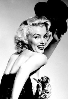 Marilyn Monroe 'Genltemen Prefer Blondes' still