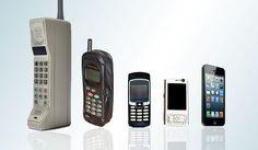 Mobile phone 40th birthday