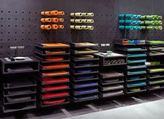 5 Lighting Trends Reflect the Age of LEDs Visual Merchandising, Showroom Design, Interior Design, Clothing Store Interior, Retail Architecture, Fabric Display, Retail Concepts, Workspace Inspiration, Retail Interior