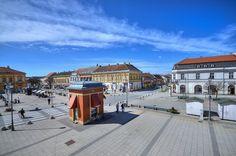 daruvar - nice town in slavonia