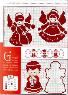 Gallery.ru / Фото #26 - Cose per creare Natale Bambini - tani211 - Christmas Angel