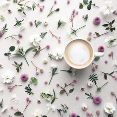 Japanese Lady Creates A Visual Diary All Coffee Lovers Will Appreciate - DesignTAXI.com