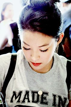 """:Arden Cho: """"hey! I'm Kira! I'm 17 and single. I'm a fox, a Kitsune. I'm new in beacon hills. I'm a sweet and caring person and I like or prefer someone who is a werewolf. I have my eyes out for a boy, and I think he likes me back a bit, but he has a girlfriend sooooo......Anyways! Rough about me, how about u introduce yourself too?"""""""
