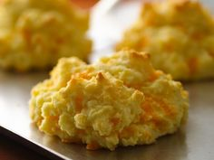 Cheese Garlic Biscuits (Gluten Free) I have had these and they are great!