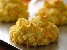 Gluten Free Cheese Garlic Biscuits