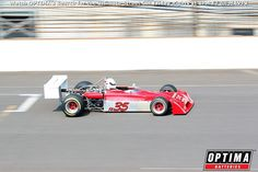 Philippe Reyns is selling his 1974 Formula Atlantic that he raced in SVRA competition on BAT. We captured this photo at the 2015 race at Indianapolis Motor Speedway Optima Battery, Indianapolis Motor Speedway, Classic Cars Online, Road Racing, Inline, Race Cars, Competition, Chevron, California