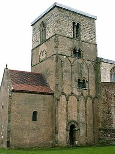 St Peter's Church is the former parish church of Barton-upon-Humber in North Lincolnshire, England. It is one of the best known Anglo-Saxon buildings.