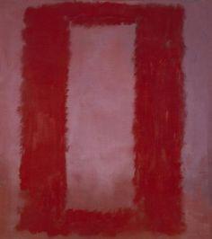 Mark Rothko, Red on Maroon, 1959