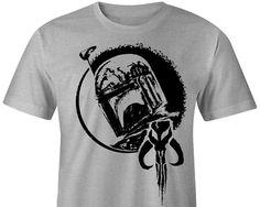 Boba Fett T-shirt Star Wars T-shirt Bounty Hunter T-shirt