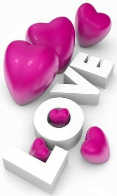 Love with Hearts. Love Heart Images, Love You Images, I Love Heart, Love Pictures, Peace And Love, My Love, Cross Pictures, Heart Wallpaper, Love Wallpaper