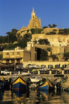Almost everyone coming to Gozo arrive at Mgarr. Malta and Gozo: the Bradt Guide www.bradtguides.com