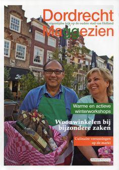2012 Dordrecht Maggezien | Cover publicatie: Het hele jaar door ijsje p.7