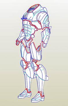 Armor Cosplay, Iron Man Cosplay, Cosplay Diy, Best Cosplay, Cosplay Costumes, Iron Man Suit, Iron Man Armor, Helmet Armor, Suit Of Armor