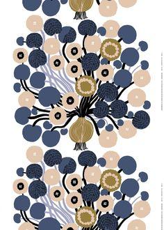 Annansilmä fabric | Marimekko