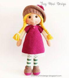 WEBSTA @ tinyminidesign - Merhabalar Kış günü bebeklerim üşümesinMutlu günler diliyorum...#amigurumi #amigurumidoll #crochet #crochettoys #handmadetoys #tinyminidesign #gurumigram #elyapımı #elemegi #elyapimioyuncak #winterdoll #tığişioyuncak #tığişi #sagliklioyuncak #örgüoyuncak