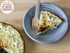 IQS 8-Week Program - Zucchini Cheesecake