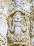 mermaid sculpture church - Google zoeken