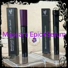 Epic One Step Mascara and Esteem Lash Serum coming to the Younique Moodstruck family! More info and links in article. Younique Epic Mascara, Makeup Younique, Natural Prom Makeup, How To Grow Eyelashes, Long Eyelashes, Makeup 101, Makeup Pics, Makeup Primer, Make Up Organiser