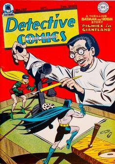 Detective Comics 127 Batman Comic Cover hi-res