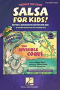 """The coquis in the Freddie the Frog® and the Invisible Coqui storybook introduce kids to salsa rhythms, dance and Spanish-speaking frogs in Puerto Rico. The Salsa for Kids teacher's guide extends the learning with detailed step-by-step instructions in salsa rhythm patterns, rhythm instrument """"how-to-play"""" details and an introduction to Puerto Rico. Wepa! Suggested for grades K-3."""
