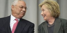 Colin Powell Told Hillary Clinton To 'Be Very Careful' If She Used A BlackBerry For Email #Politics #iNewsPhoto