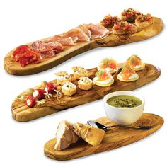 40 Awesome wooden serving platters images