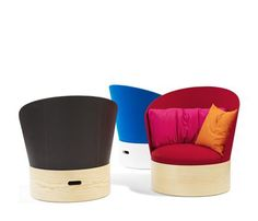 B25 By Cateu0026nelson. Funky ChairsEasy ChairsModern ...