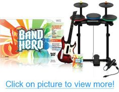 Black Friday Wii Band Hero featuring Taylor Swift - Super Bundle from Activision Kit Games, Games For Fun, Video Games, Wii U, Nintendo Wii, Lily Allen, Rhythm Games, Toys R Us, Kids Store