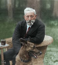 The abdicated Kaiser Wilhelm II aged 81 in 1940 at his home in the Netherlands. Wilhelm Ii, Kaiser Wilhelm, European History, World History, German Royal Family, Ww1 Soldiers, Reine Victoria, Austro Hungarian, Alternate History