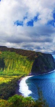 waipio valley, hawaii...this place is heaven on earth.