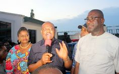Wike Dissolves 17 Local Govt Caretaker Committees   Just a day after suspending four commissioners head of service and one special adviser the governor of Rivers State Nyesom Wike has dissolved the Caretaker Committees of 17 local government areas of the state. According to a statement released Thursday by the Special Assistant on Media to the governor Simeon Nwakaudu the affected local government areas are: Abua/Odual Akuku Toru Ahoada East Andoni Bonny Eleme Emohua Etche Ikwerre Obio/Akpor…