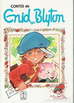 CONTES DE ENID BLYTON, Nº 1.. - ENID BLYTON (TEXTO) Y MARÍA PASCUAL (ILUSTRACIONES).. (Libros de Segunda Mano - Literatura Infantil y Juvenil - Cuentos)